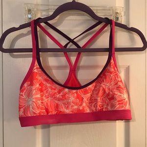 REVERSIBLE Athleta bathing suit top!
